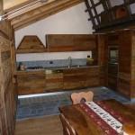 Arredo cucina in legno